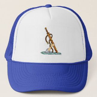 Excalibur Trucker Hat