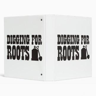 """Excavación para las raíces carpeta 1"""""""