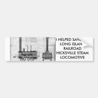 Excavate Hicksville Bumper Sticker