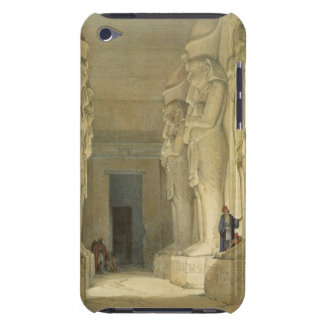 """Excavated Temple of Gysha, Nubia, from """"Egypt and iPod Touch Case-Mate Case"""