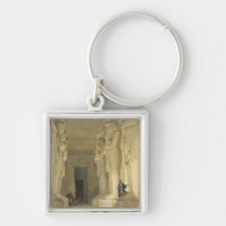 """Excavated Temple of Gysha, Nubia, from """"Egypt and Keychains"""