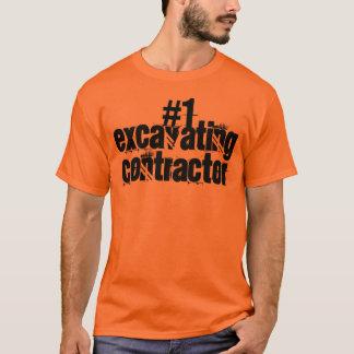 Excavating Contractor T-Shirt