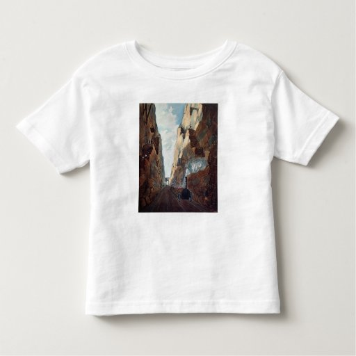 Excavation of Olive Mount, Miles from Tee Shirt