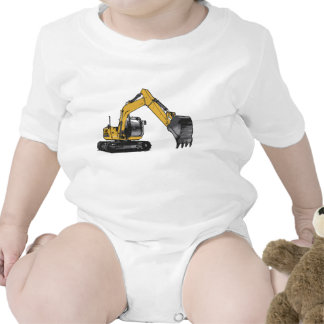 Excavator #1 by Fameland Shirt