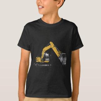Excavator #1 by Fameland T-Shirt
