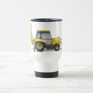 Excavator Digger Travel Mug