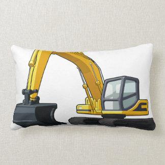 Excavator Lumbar Pillow
