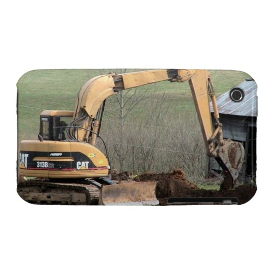 Excavator Vehicle Case
