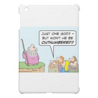 Excederán en número a un dios de Moses