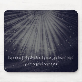 Exceed Expectations Mousepad