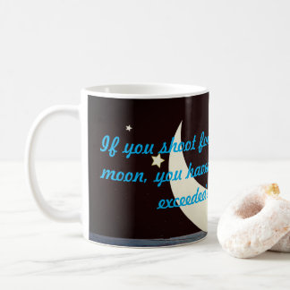 Exceed Expectations Mug