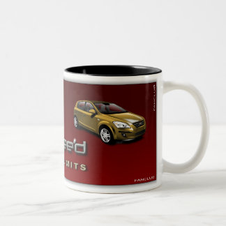 exceed mug for truly fans