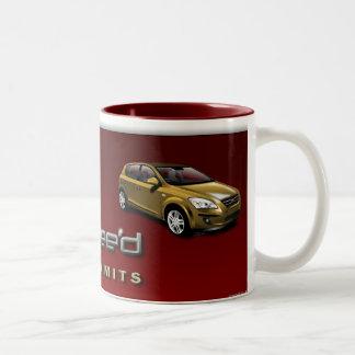 exceed mug gold edition