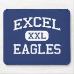 Excel - Eagles - High School secundaria - Yakima W Tapete De Ratones