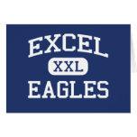 Excel - Eagles - High School secundaria - Yakima W Tarjeta