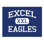 Excel - Eagles - High School secundaria - Yakima W Postales