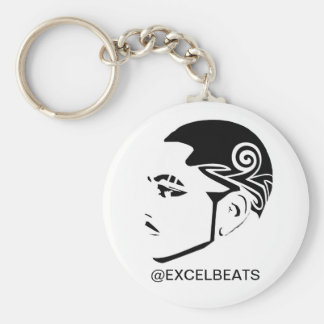 Excel keychain
