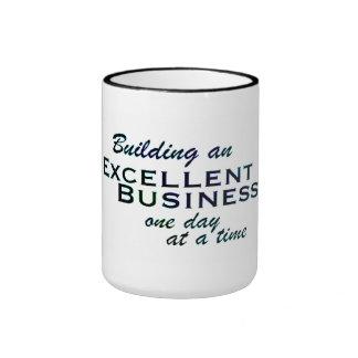Excellent Business Ringer Mug