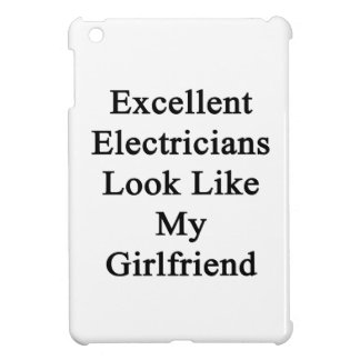 Excellent Electricians Look Like My Girlfriend Case For The iPad Mini