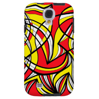 Excellent Favorable Broad-Minded Motivating Galaxy S4 Case