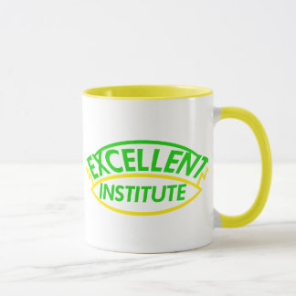 Excellent Institute Mug