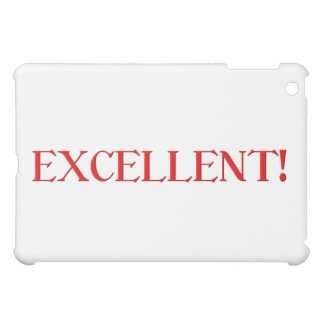 Excellent! iPad Mini Cover