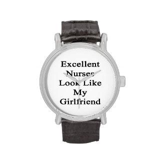 Excellent Nurses Look Like My Girlfriend Wristwatches