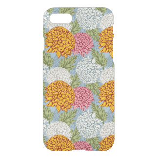 Excellent pattern with chrysanthemums iPhone 8/7 case