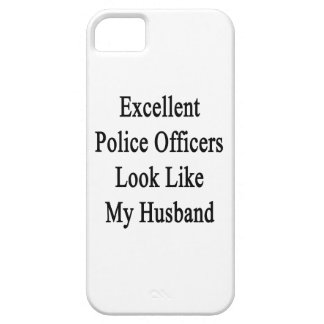 Excellent Police Officers Look Like My Husband iPhone 5 Case