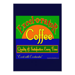 funny coffee invitations zazzle