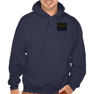 Excelorator Coffee Vintage Label Art Sweatshirts