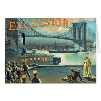 Excelsior! Card