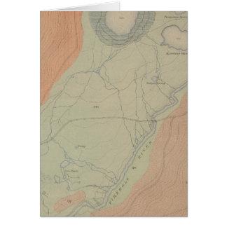 Excelsior Geyser Basin Card