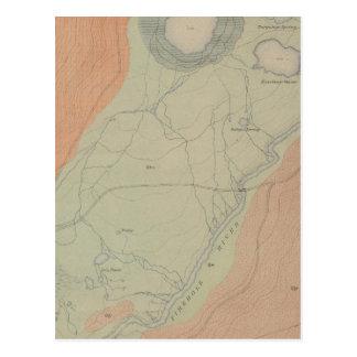 Excelsior Geyser Basin Postcard