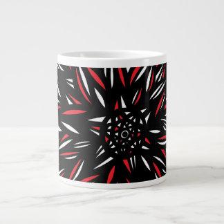 Excepcional brillante radiante bonito taza grande