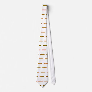 EXCEPTIONAL Black Yellow Red The MUSEUM Zazzle Gif Tie