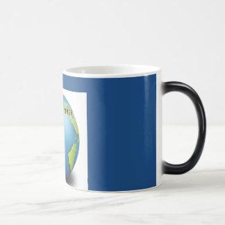 Exceptional cup, a true moment of pleasure magic mug