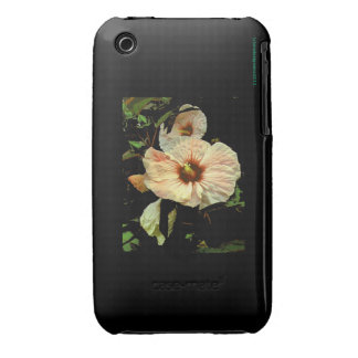 EXCEPTIONAL DELICATE FLORAL PASTEL ART PRINT iPhone 3 COVER