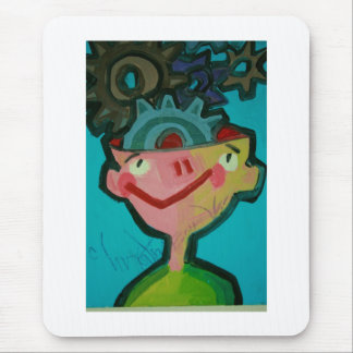 Exceptional Minds Mouse Pad