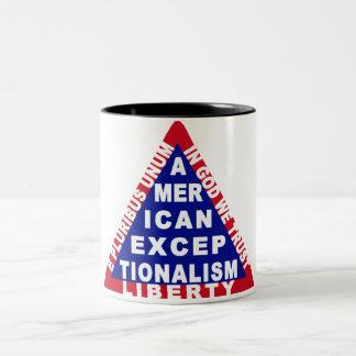 Exceptionalism Mug
