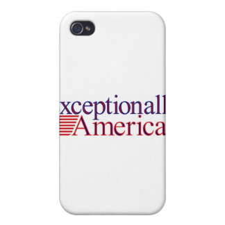 Exceptionally American iPhone 4 Cover