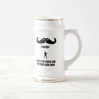 ¿Excesivamente un hombre de hombres real - práctic Taza De Café