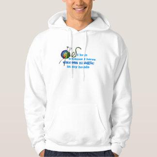 Excess magic hoodie