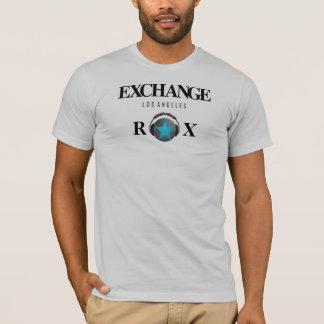 Exchange LA ROX, DJ Rico Rox T-Shirt