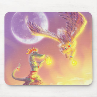 Exchange Mouse Pad