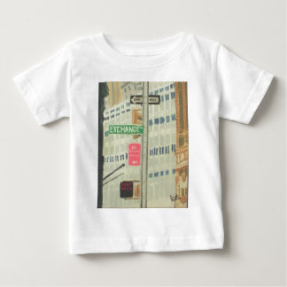 Exchange Place Baby T-Shirt