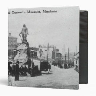 Exchange Station and Cromwell's Monument Binder