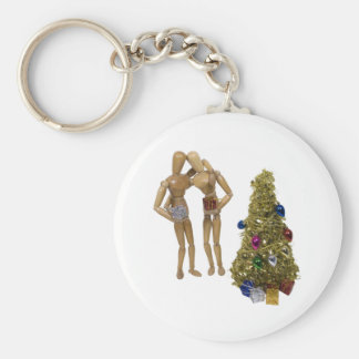 ExchangingGifts120409 copy Keychain