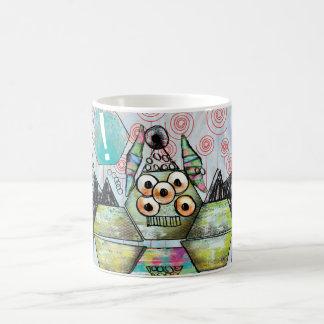 Excitable Monster Mug