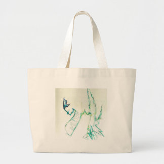 Excitation by Luminosity Large Tote Bag